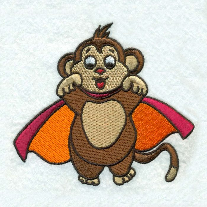 Monkey In A Cape LC